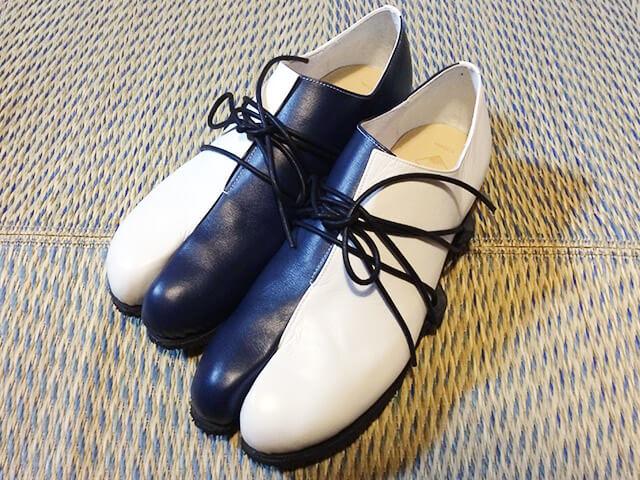 吉靴房で靴をオーダーしました